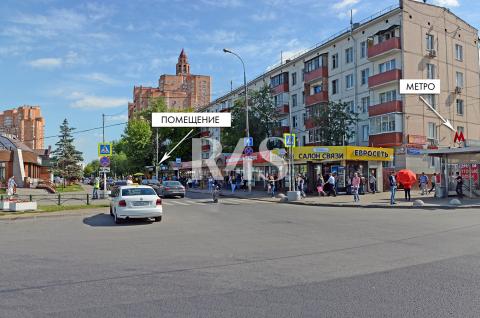 Волгоградский проспект, д. 121/35