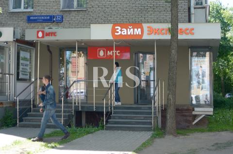 Продажа арендного бизнеса у метро Бульвар Рокоссовского по адресу ул. Ивантеевская, д. 32 к. 2