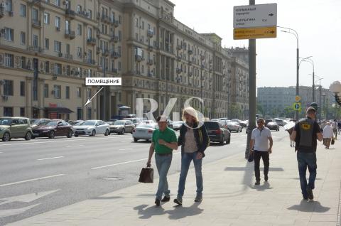 Продажа арендного бизнеса у метро Красные ворота по адресу Садовая-Черногрязская улица, д.13 с.1
