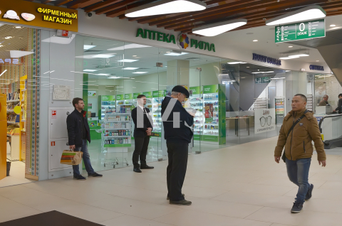 Большая Семеновская ул., д.17А ТЦ «МАРТ»