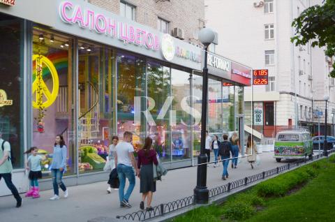 Продажа арендного бизнеса у метро Киевская по адресу Кутузовский проспект, д.8