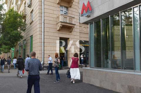 Продажа арендного бизнеса у метро Ленинский проспект  по адресу Ленинский проспект, д.37а